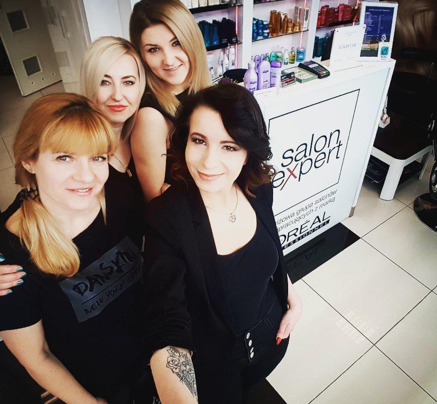 Fryzjer - Salon L'oreal Aleja Bielany