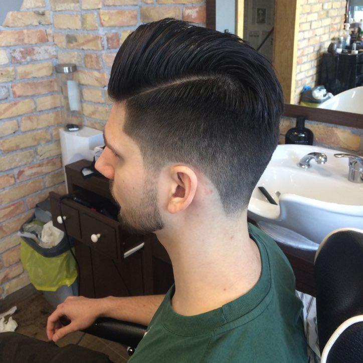 Barber shop - MG's Barber Shop