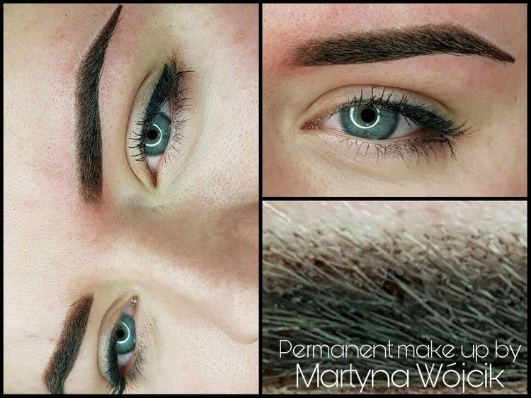Powder Ombre Brows