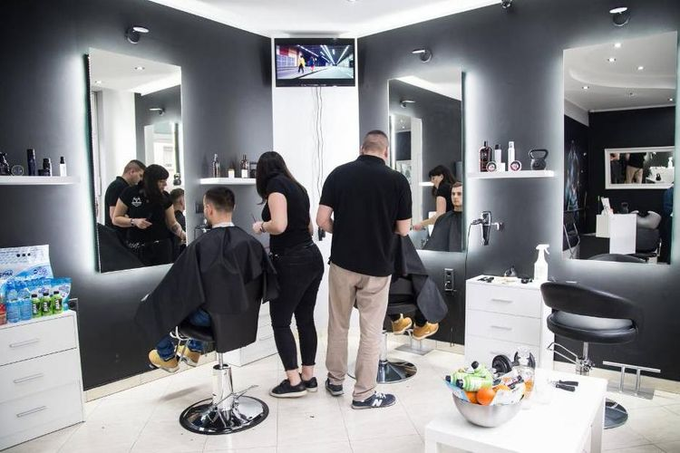 Warsztat Cięcia  Barber Shop - Wola