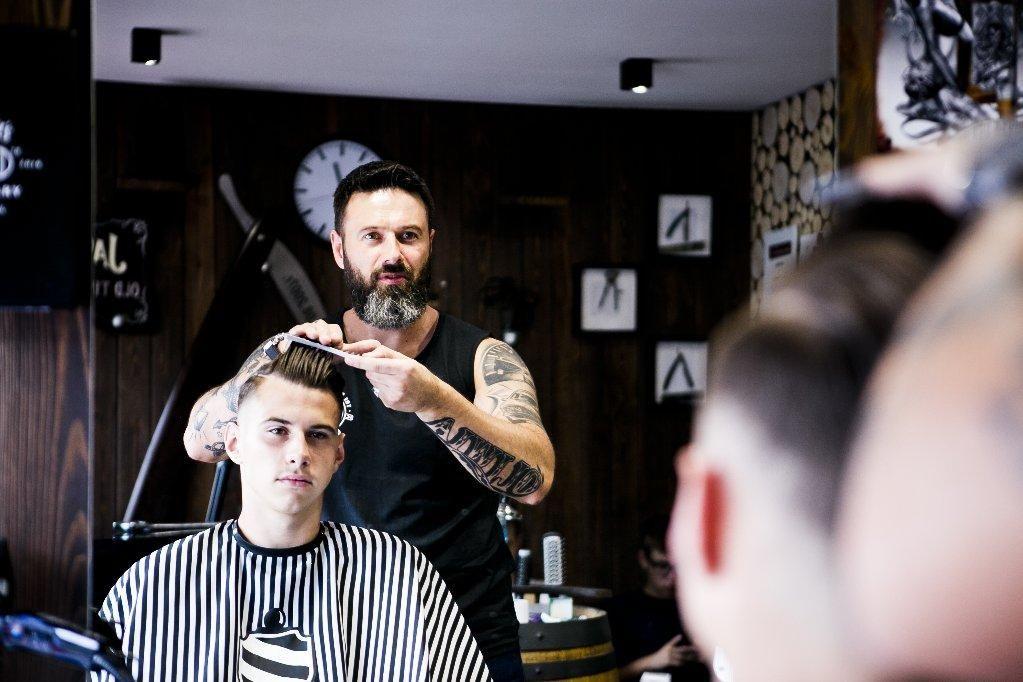 Barber shop - Barber Shop U BRZYTWY