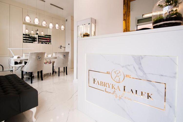 Fabryka Lalek Salon kosmetyczny