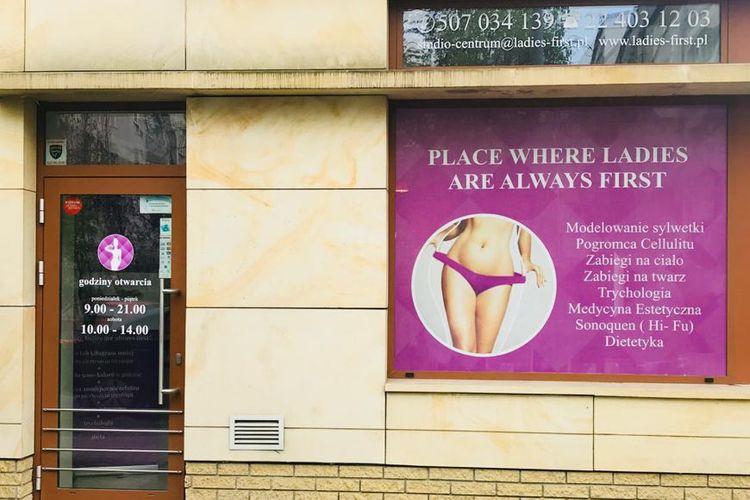 Ladies First Centrum