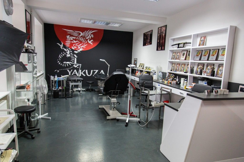 Yakuza Tattoo Studio