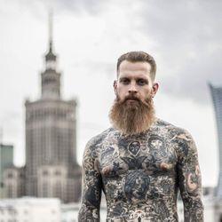 Jake Hurn - Barberian Academy & Barber Shop Emilii Plater 25 Warszawa