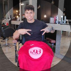 Henrique Sabino - La93 barbershop