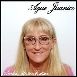 Ague Juanico - Anabel Muñoz Estética