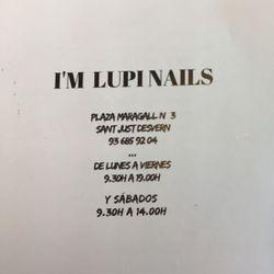 LUPI  NAILS, PLAÇA DE JOAN MARAGALL, 3, 08960, Sant Just Desvern