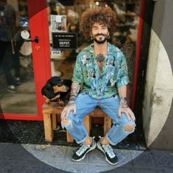 Johnny Perea 🇪🇦 - Martins Barbershop