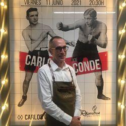 LUIS GUTIERREZ CRISTIANO - Carlos Conde León