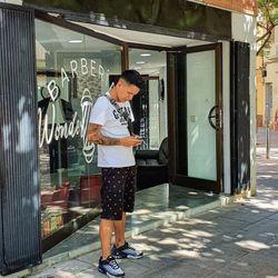 Albert Fpt - Barbería Wonder Place
