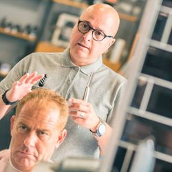 Paco Lopez - The Barber Shop by Paco Lopez Nervion