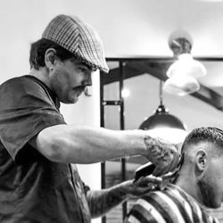 Stephan Barber - La Barbería Dimitri Patrick