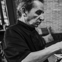 José Luis - La Barbería Dimitri Patrick