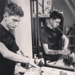 Nicolás - La Barbería Dimitri Patrick