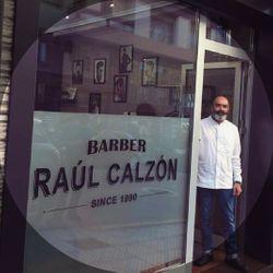 Barber Raúl Calzon, Calle Párroco Fernández Pedrera, 6, 33510, Siero