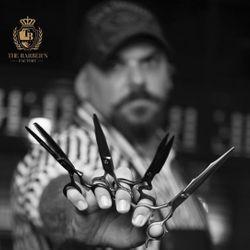 Pablo Tascón - The Barber's Factory - Barberia