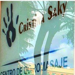 Centro De Quiromasaje Cristina Saky, Calle Luis Gonzales Pérez , 5, Local 14, 35200, Telde