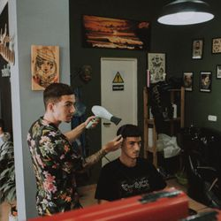 Cristian Aparicio - Doble M Barber