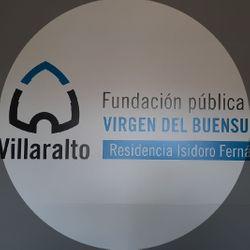 Recepción y Visitas - Residencia Municipal Isidoro Fernández de Villaralto