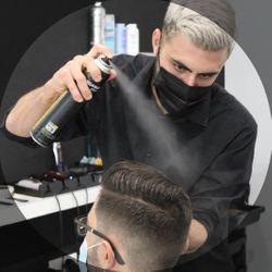 Paco Santana - Omar Méndez peluqueros