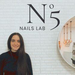 NEREA GOMEZ - Nº5 NAILS LAB