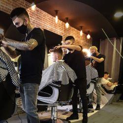 Alberto - Palace barber (Sagrada familia)
