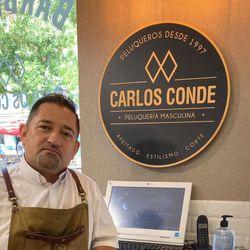 JHONY - CARLOS CONDE PELUQUEROS SAINZ DE BARANDA
