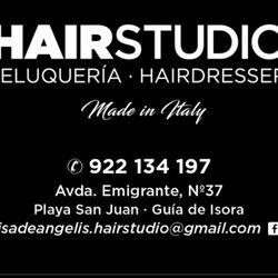 Hair Studio, Avenida del Emigrante, 37(Playa San Juan), 38687, Guía de Isora