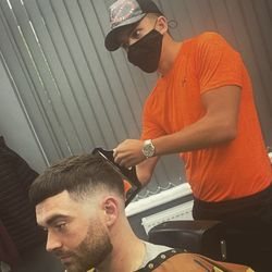 Kai - Notorious Barbers Ltd