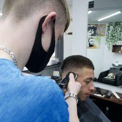 Marshall - Notorious Barbers Ltd