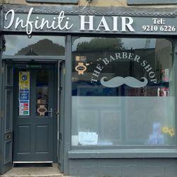 Cheryl at Infiniti Barbers, 18 Bridge Street, BT25 1AN, Dromore, Northern Ireland