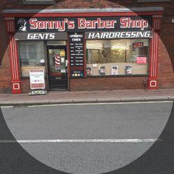 Sonny's Barber shop, 116-118 Towngate, PR25 2LQ, Leyland, England