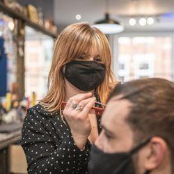 Amy Leiper - Blue Collar Barbering
