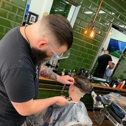 Matt - Holdfast Barbershop ( Belmont road )