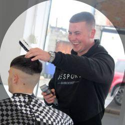 Jordan Russell - Bespoke Barbershop