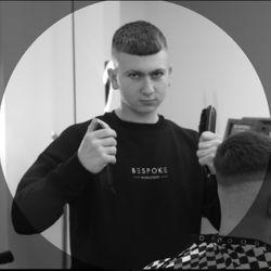 Darragh Russell - Bespoke Barbershop