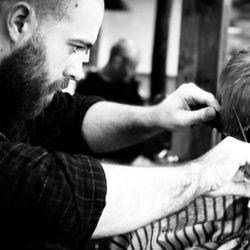 Dom Groves - Goodlife Barbershop Worcester