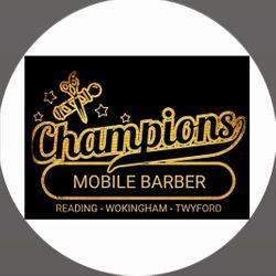 Champions Mobile Barber - Reading, RG2 8LQ, Reading