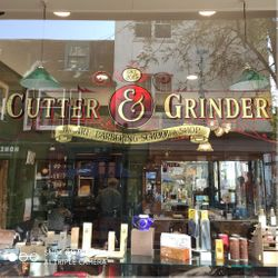 Cutter & Grinder Brighton, 36 Duke Street, BN1 1AG, Brighton