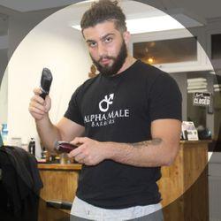 Loui - Alpha Male Barbers