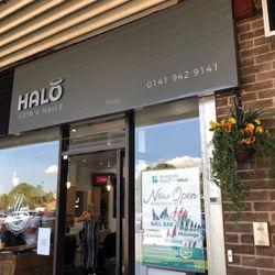 Nails & Beauty at Halo Baljaffray, Halo Hair & Nails, Baljaffray Shopping Precinct, G61 4RN, Glasgow