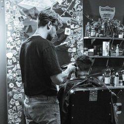 Ollie Harris - Cargo Barbers