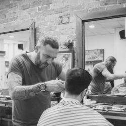 Steven Jones - North & South Barbers