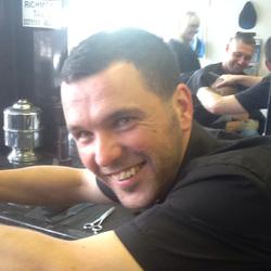 Andrew Appleton - Stoneys Barber Shop