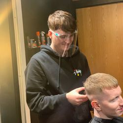 Alex H - Close Male Grooming - Blackfriars