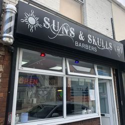 Suns and Skulls, Number 1 Marketplace, Long Street, M24 6UQ, Manchester