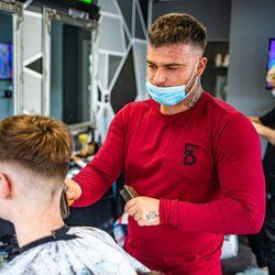 Chris - Dapper barbers