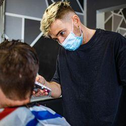 Elliot - Dapper barbers