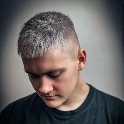 Lewis Young - Short Jack & Sides Barbershop